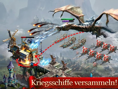 Age of Kings: Skyward Battle Screenshot