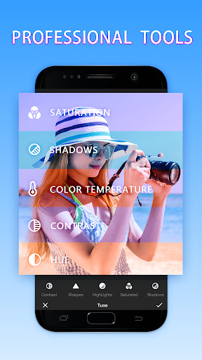 Photo Editor 2.6.0 screenshots 3
