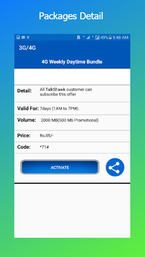 All Sim Internet Packages 2019 : Updated by Polay Badshah
