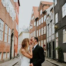 Wedding photographer Justyna Dura (justynadura). Photo of 16.08.2018