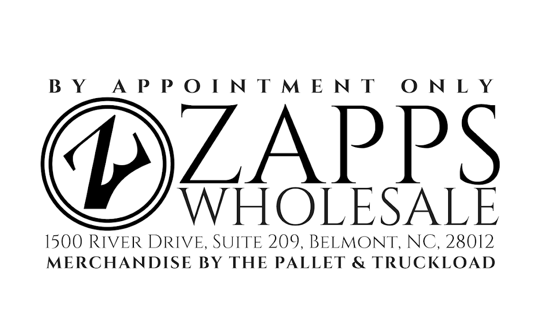 Zapps Wholesale - Wholesale Liquidation in Belmont NC
