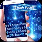 ハイテクキーボードのテーマ icon