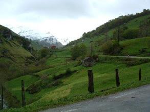 Photo: Kantabrien: Auffahrt zum Portillo de Lunada (CA 643)