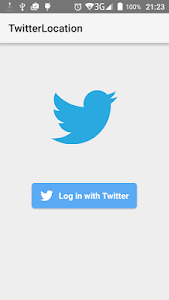 Twitter Authentication screenshot 0