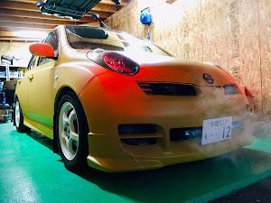 マーチ AK12 12SR 2004年式のカスタム事例画像 yuuki @ Team's Lowgun北海道さんの2018年11月30日20:49の投稿