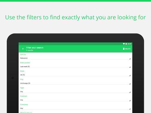 Find job offers - Trovit Jobs 4.41.0 screenshots 7