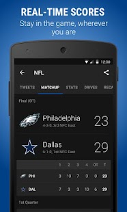 theScore Sports Scores  News  Android Apps on Google Play