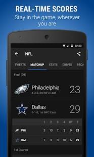 theScore: Sports Scores & News Screenshot 2