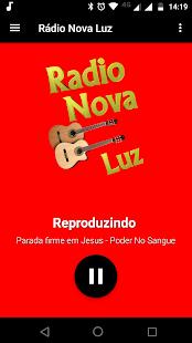 Rádio Nova Luz for PC-Windows 7,8,10 and Mac apk screenshot 1