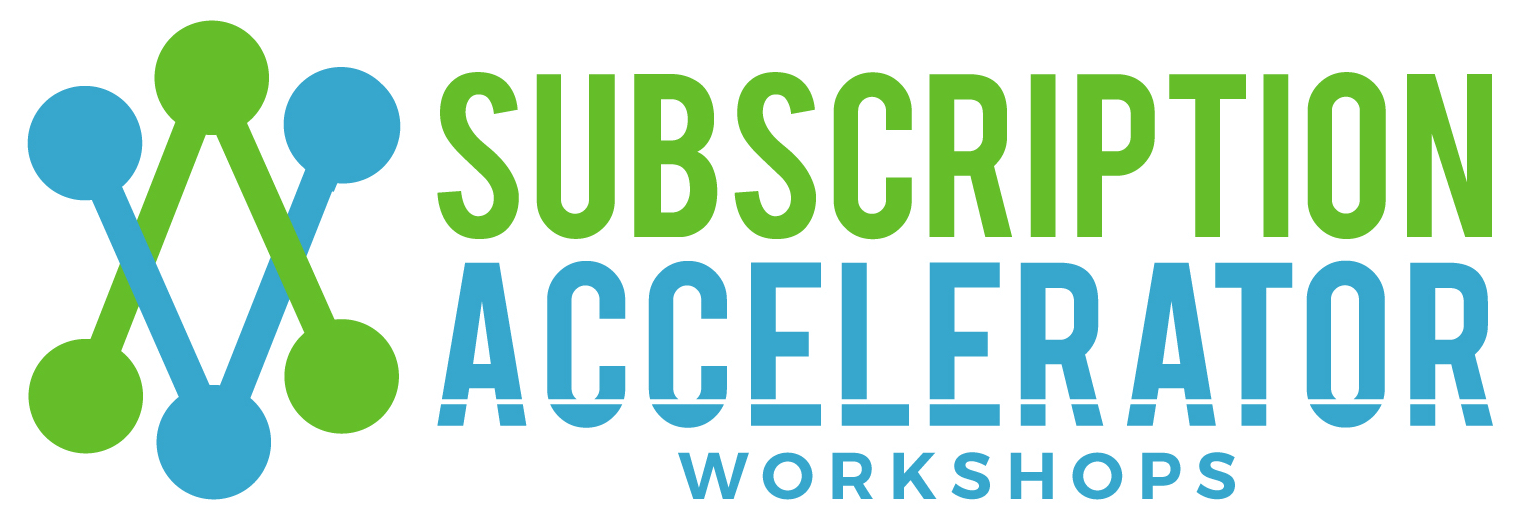 Subscription Insider's Subscription Accelerator Workshops