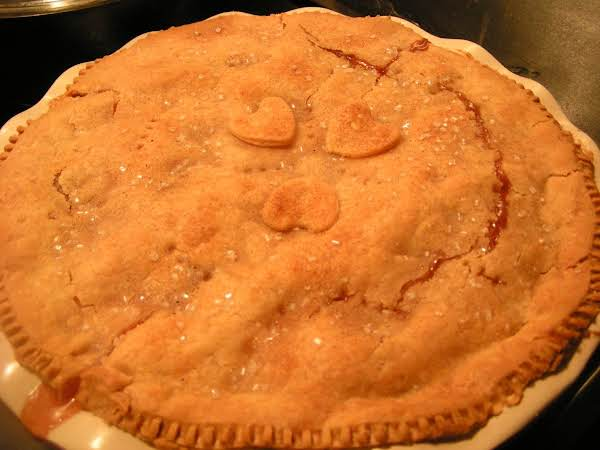 Diane's Brown Sugar Peach Pie Recipe