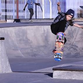 I Believe I Can Fly by Jim Johnston - Sports & Fitness Skateboarding ( KidsOfSummer,  )