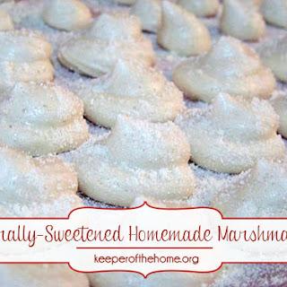 Sugar Free Marshmallows Recipes