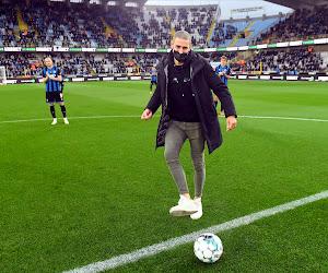 🎥  Pakkend moment net voor de Brugse derby: volledig stadion betuigt zijn steun aan Miguel Van Damme