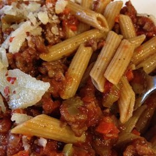 Mom's Spaghetti Bolognese