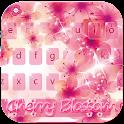 Cherry blossom Keyboard Theme icon