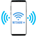 NetShare+  -- Wifi repeater from NetShare icon