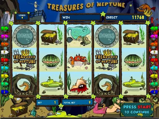 Treasures of Neptune 8.3 screenshots 1