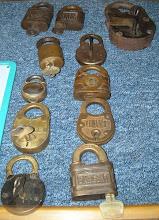 Photo: locksmith service