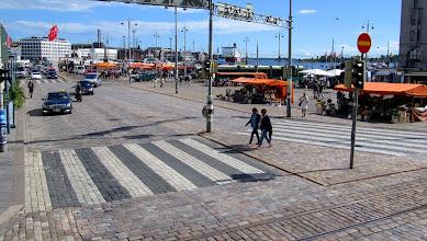 Photo: MARKET SQUARE   http://en.wikipedia.org/wiki/Market_Square,_Helsinki