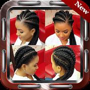 450+ Ghana Braids & Weaving Styles icon