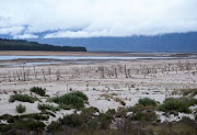 Theewaterskloof Dam during a severe drought in the Western Cape. File photo.