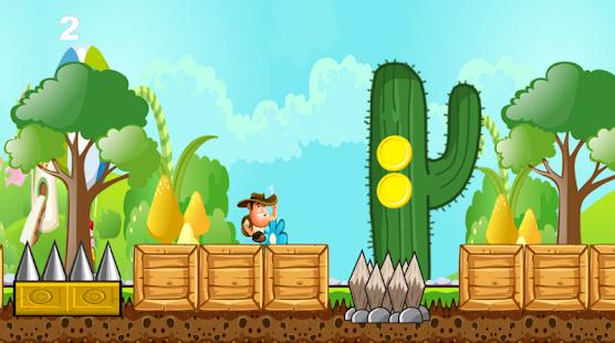 Super Diggy run adventures - náhled