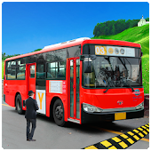 Fast Bus Mountain Drive 3D