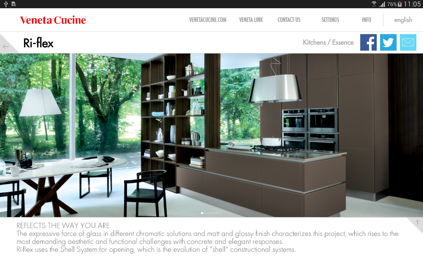 Veneta Cucine Official App Android Apps On   Play #336D48 1440 900 Veneta A Cucine