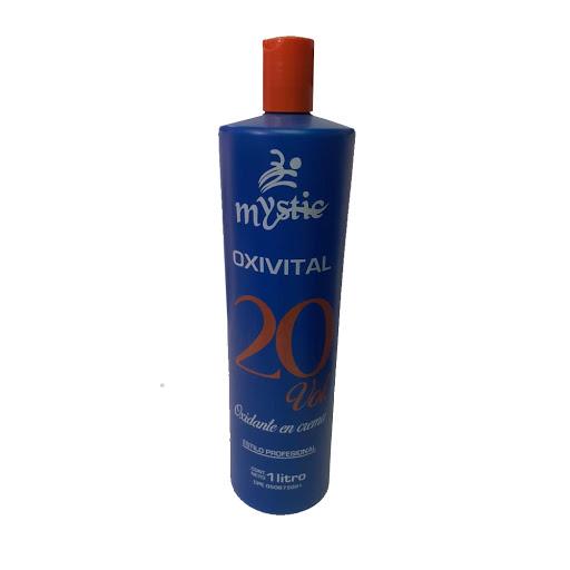 agua oxigenada mystic oxivital 10vol 1l