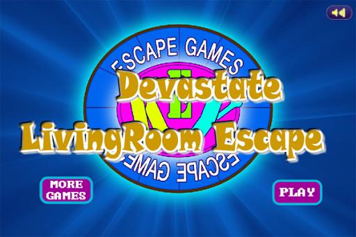 DevastateLivingRoomEscape