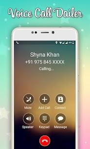 Voice Call Dialer – True Caller ID 5