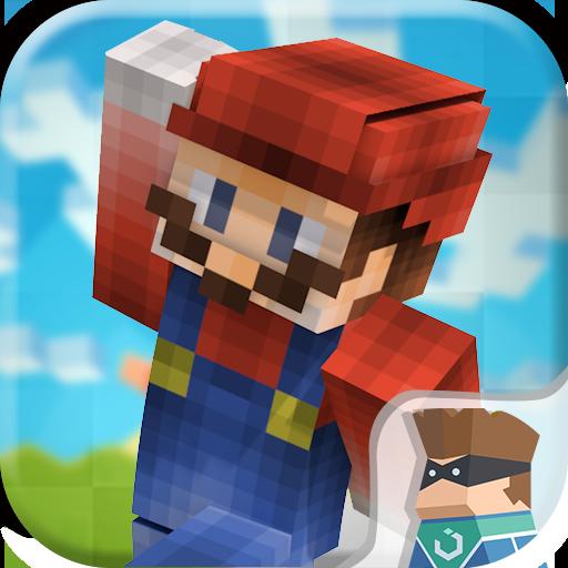 Mario maps for Minecraft PE 個人化 App LOGO-硬是要APP