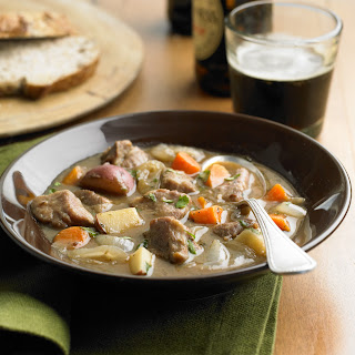 Irish Pork Stew.