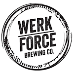 Logo for Werk Force Brewing Co..