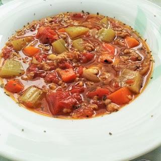 Tomato Pork Stew