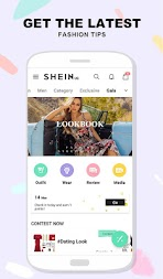 SHEIN-Fashion Shopping Online APK screenshot thumbnail 7