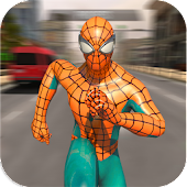 Mutant Spider Traffic Runner