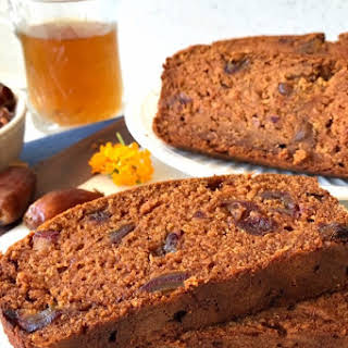 Mango Dates Cake Bread.
