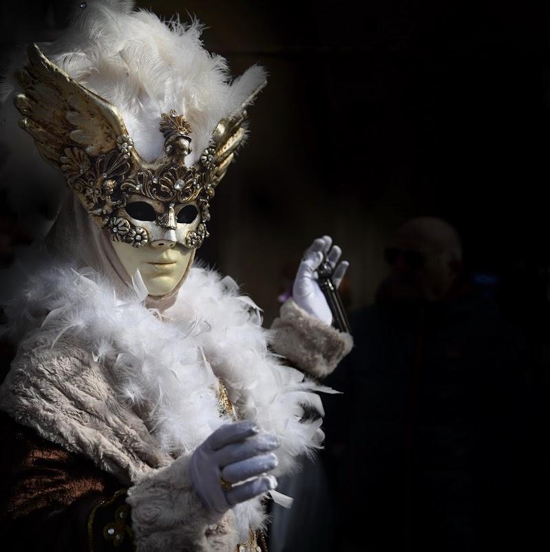 La maschera di Isidoro.