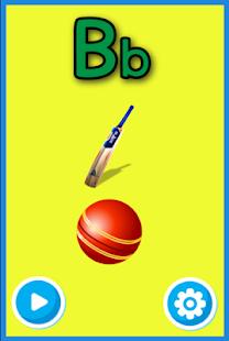 ABC Alphabets Phonics screenshot