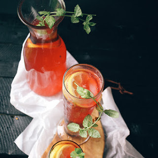 Loaded Hibiscus Arnold Palmer