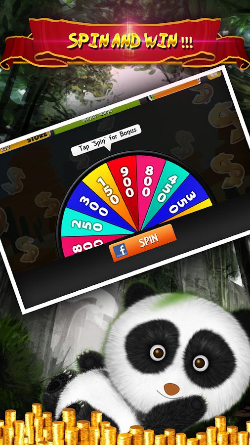 panda slots machine