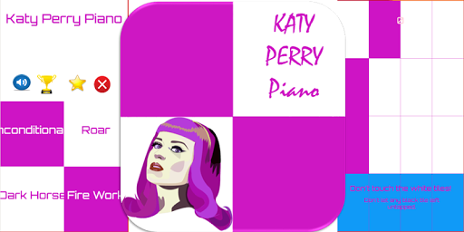 Katy Perry Piano Tiles