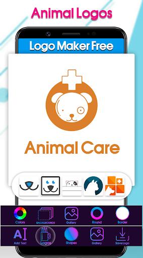 Logo Maker 2020- Logo Creator, Logo Design screenshot 7