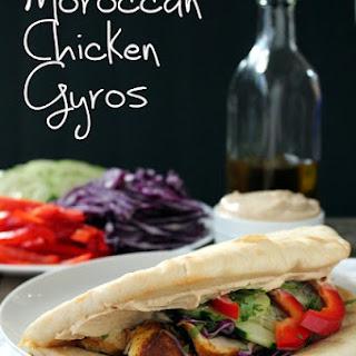 Moroccan Gyros.