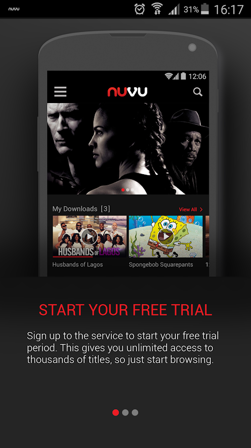 NUVU Airtel Nigeria- screenshot