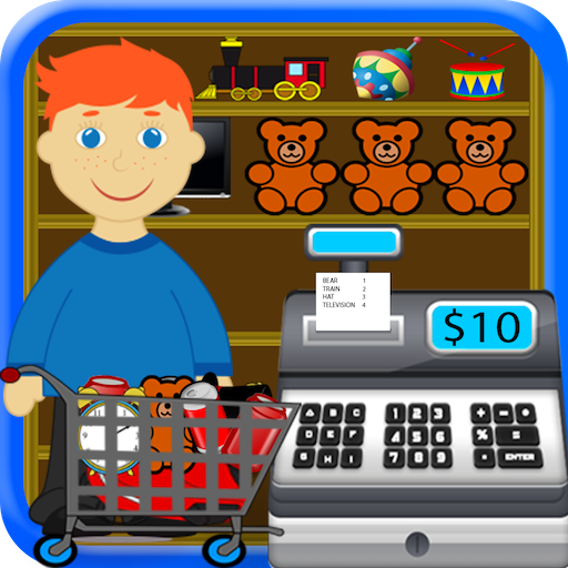 Superstore Cash Register Kids