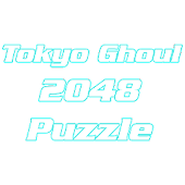 Tokyo Ghoul 2048 Puzzle