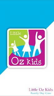 Little Oz Kids FDC - náhled